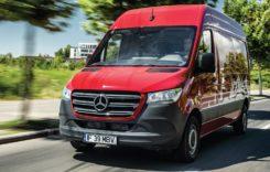 Test: Cât consumă noul Sprinter cu tracțiune față