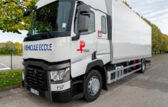 Renault T P-Road, autotractorul transformat în camion rigid