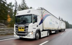 Scania Transport Laboratory renunță la carburanții fosili