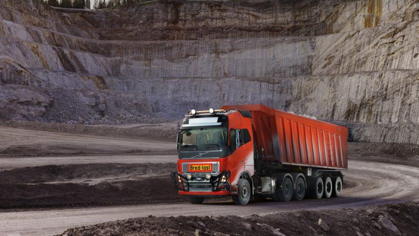 Volvo Trucks primele camioane autonome Volvo FH