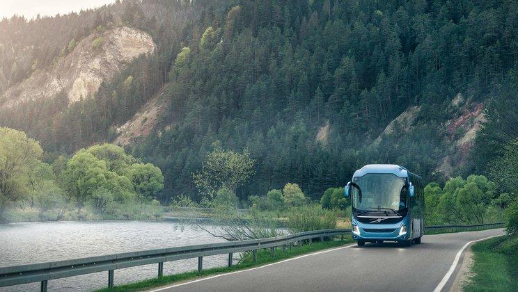 autocare Volvo 9700