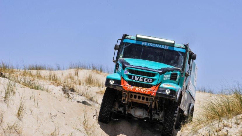 Raliul Dakar 2019 De Rooy Iveco