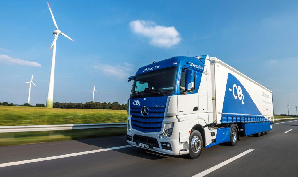 Ce este VECTO Mercedes-Benz Actros