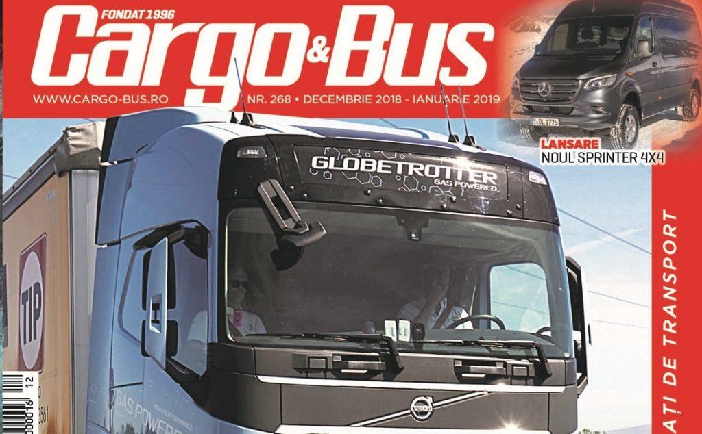 Cargo&Bus 268 Decembrie 2018
