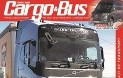 A apărut Cargo&Bus nr. 268, ediția decembrie 2018