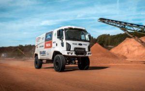 Dakar 2019 Ford Trucks VDR Truck Racing