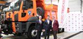 Ford Trucks a livrat 103 autobasculante 6×4 pentru CNAIR