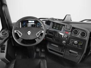 Renault Trucks T 2019 interior bord