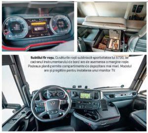 Test Scania S730
