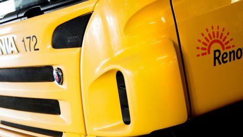 Scania dezvoltă o autogunoieră cu celulă de combustie