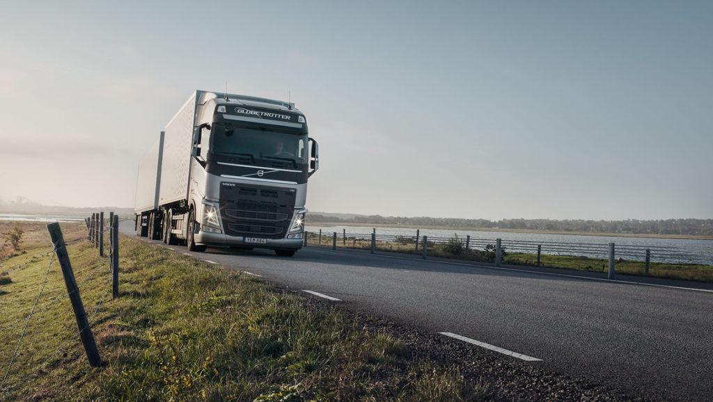 volvo-trucks noile motoare D11 și D13