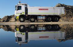 Camioane autonome Scania într-o mină din Australia