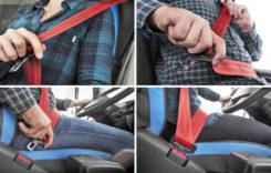 Centura de siguranță salvează vieți. Chiar și în camioane