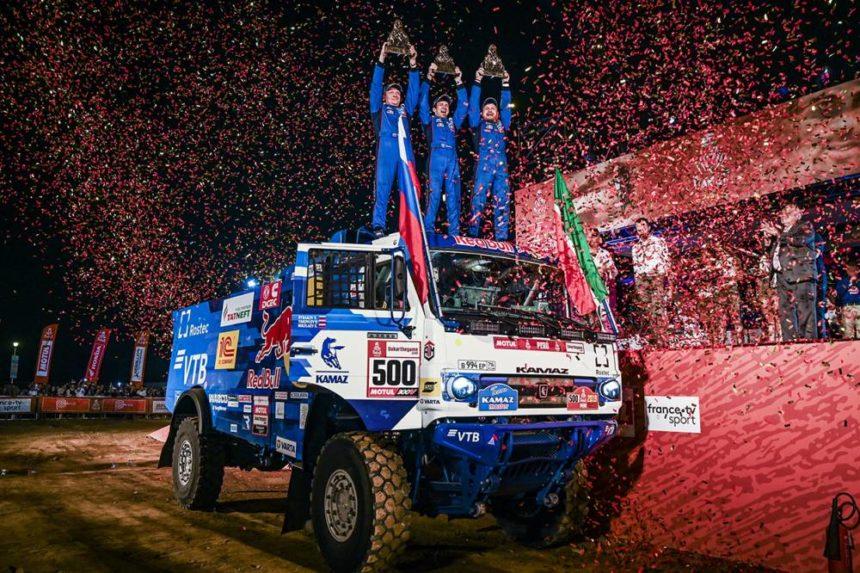 Dakar 2019 Kamaz Nikolaev