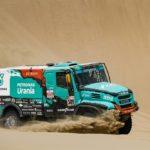 Dakar 2019 etapa a doua Iveco