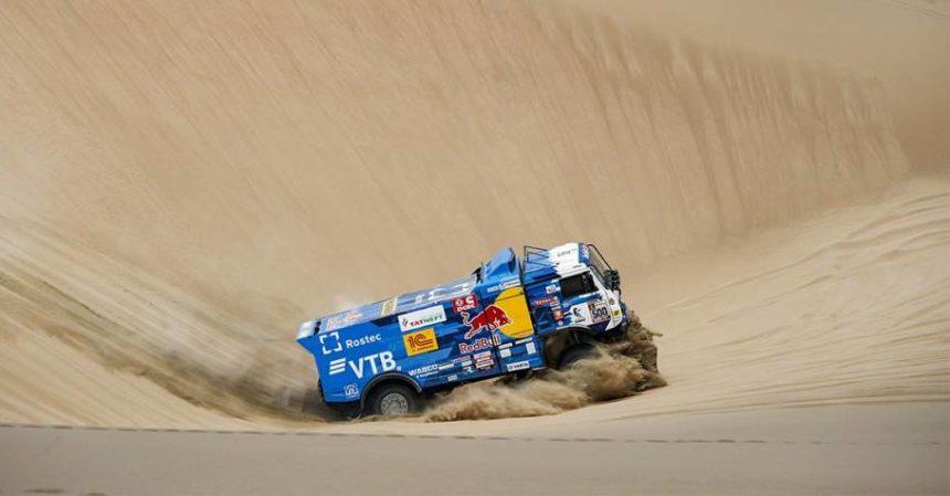 Dakar 2019 etapa a doua Nikolaev Kamaz