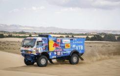 Dakar 2019: Luptă strânsă în prima etapă