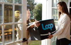 Loop, primul ambalaj reutilizabil pentru colete