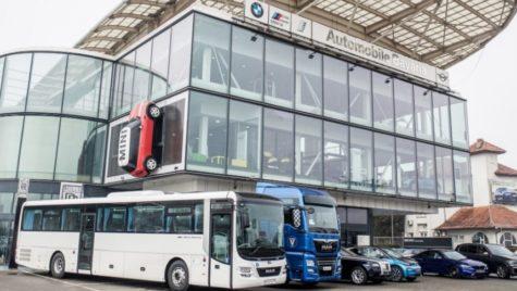Vânzările de camioane noi MAN au crescut cu 35% în 2018
