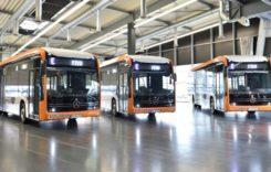 Autobuze electrice eCitaro în Mannheim și Heidelberg