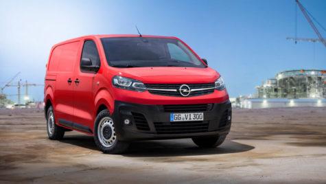 Opel a prezentat a treia generație Vivaro