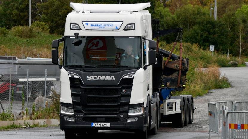 Skaraslatten R 520 noua generație Scania