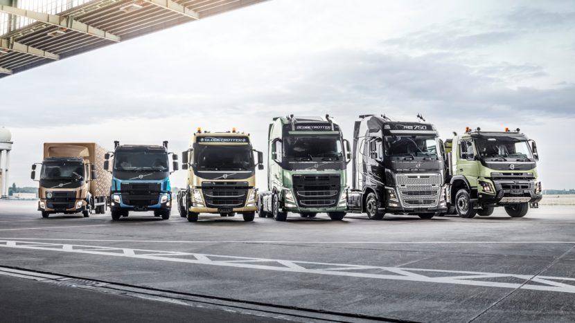 Legislație VECTO gama Volvo