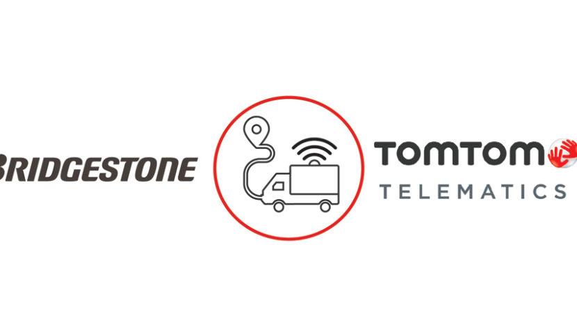 bridgestone tomtom telematics logo