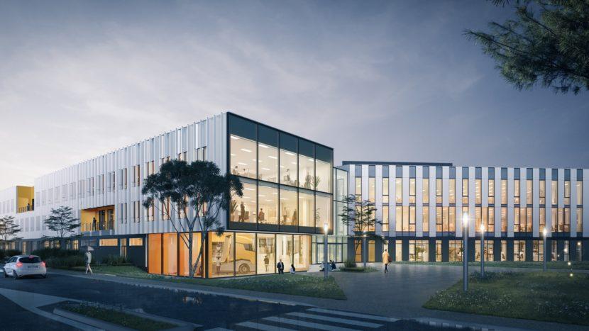 renault-trucks lyon centru cercetare și dezvoltare