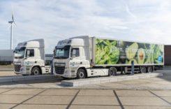 DAF a livrat primele camioane plug-in hibrid