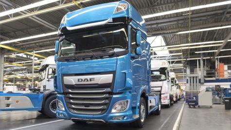 Record de vânzări pentru DAF în 2018