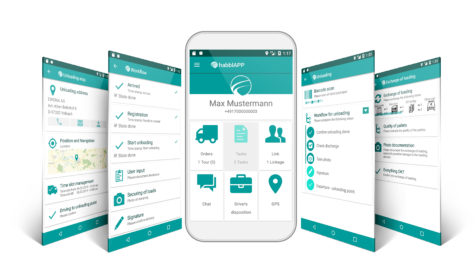 Fleetboard în 2019: noi facilități și integrare în Mercedes-Benz Trucks