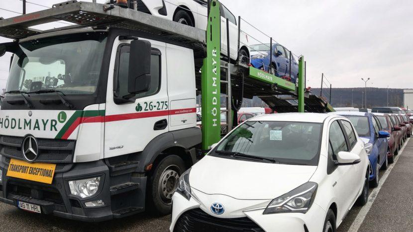 Hödlmayr România Toyota