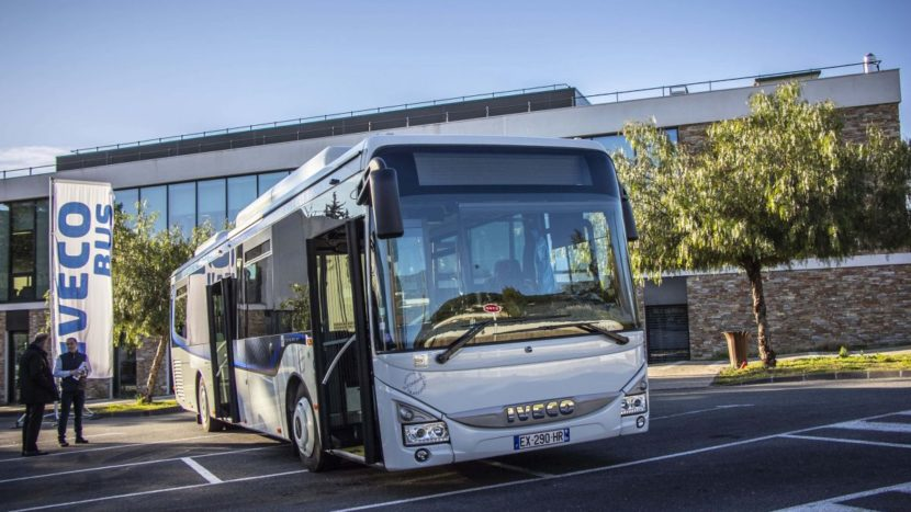 Iveco Bus Crossway NP natural power