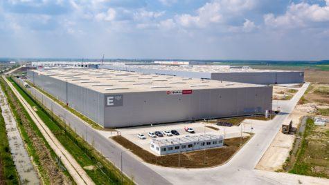 Portofoliul CTP Romania a ajuns la 1 milion mp