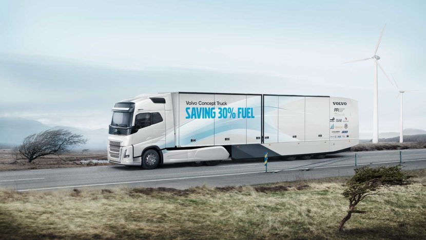 UE Regulament emisiile camioanelor volvo-concept-truck