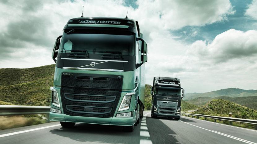 Volvo FH sistemele de siguranță