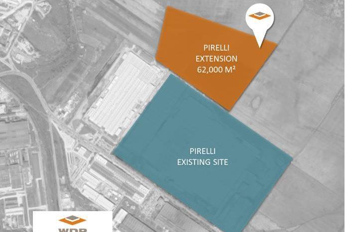 WDP extensie Pirelli Slatina