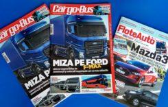 A apărut Cargo&Bus nr. 270, ediția martie 2019