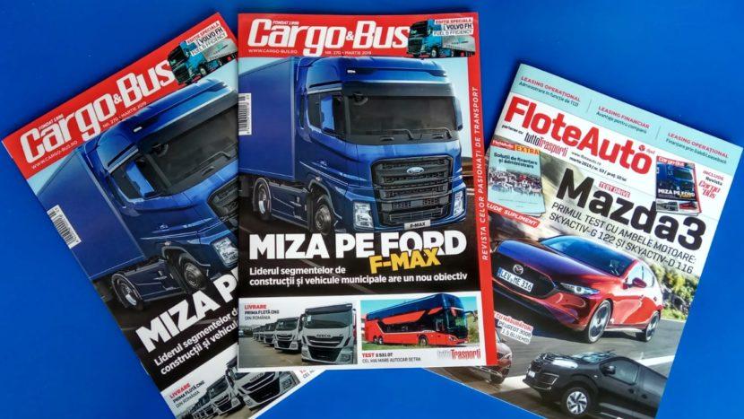 Cargo&Bus 270 martie 2019