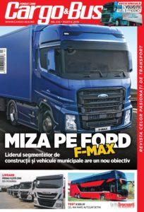 Coperta Cargo&Bus 270 martie 2019