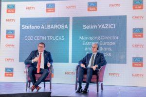 Ford Trucks rezultate 2018 lider construcții și vehicule municipale