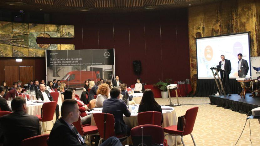 Forumul Român de Curierat și Servicii Poștale