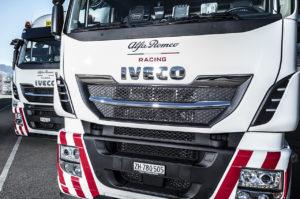 IVECO Alfa Romeo Racing