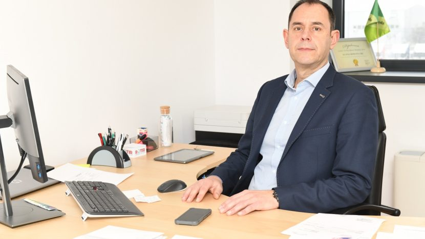 Interviu Benoit Tanguy director Scania Romania