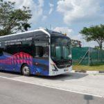 Primele autobuze autonome de dimensiuni normale