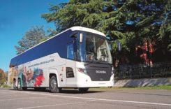 Test Scania Touring 13,7 M:Pentru o axă în plus
