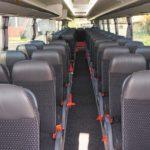 Test Scania Touring interior pasageri