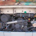 Test Scania Touring motor