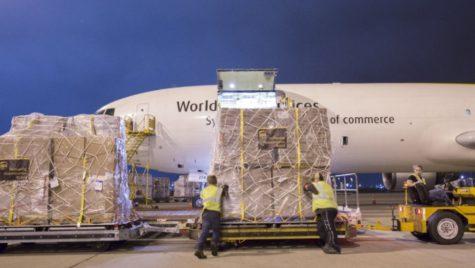 UPS Freight Forwarding, desemnat lider în industrie